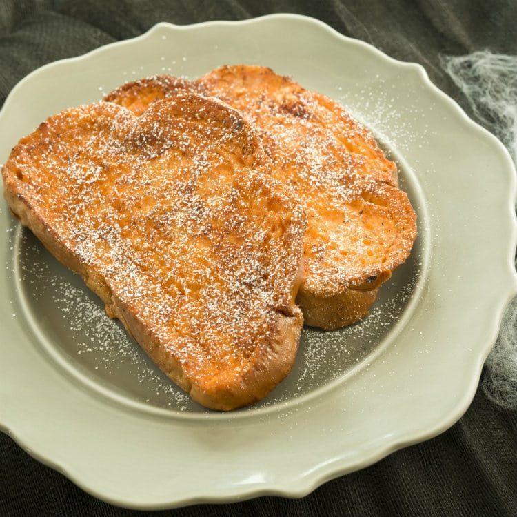 Freaky French Toast Halloween Recipes