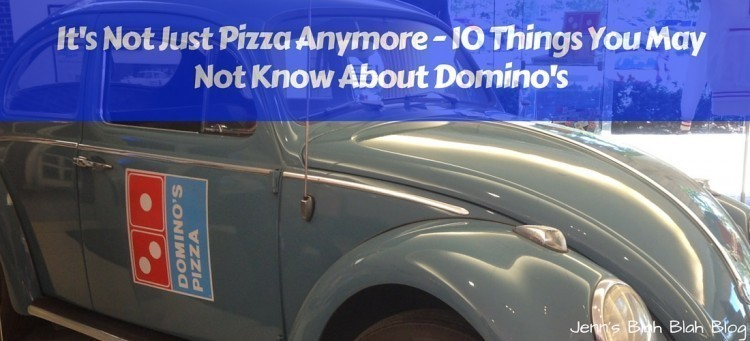 It's Not Just Pizza Anymore - 10 Things You May Not Know About Domino's