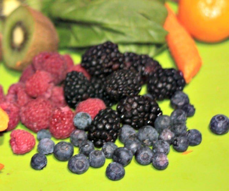 Magic Chef Berries