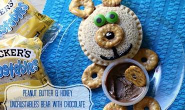 Uncrustables Bear Sandwich Supermom Style + Ways To Make Kids Smile