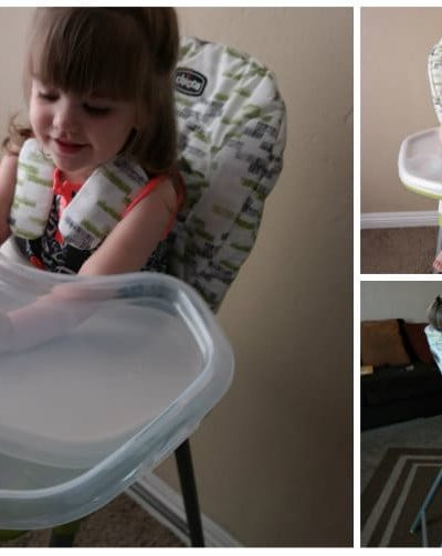 The Chicco Stack 3 In 1 High Chair Is All You'll Need!