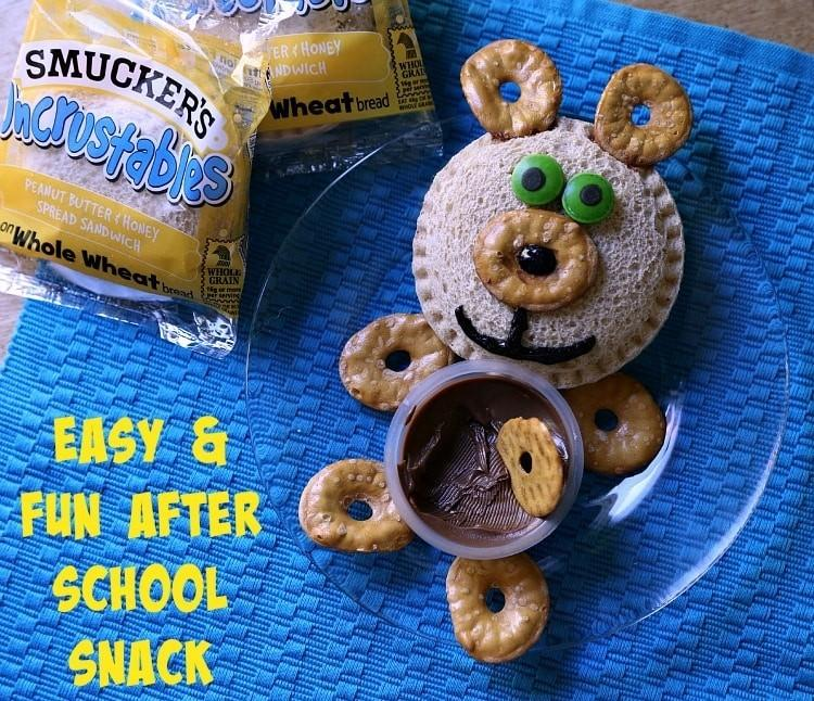 easy after school snacks