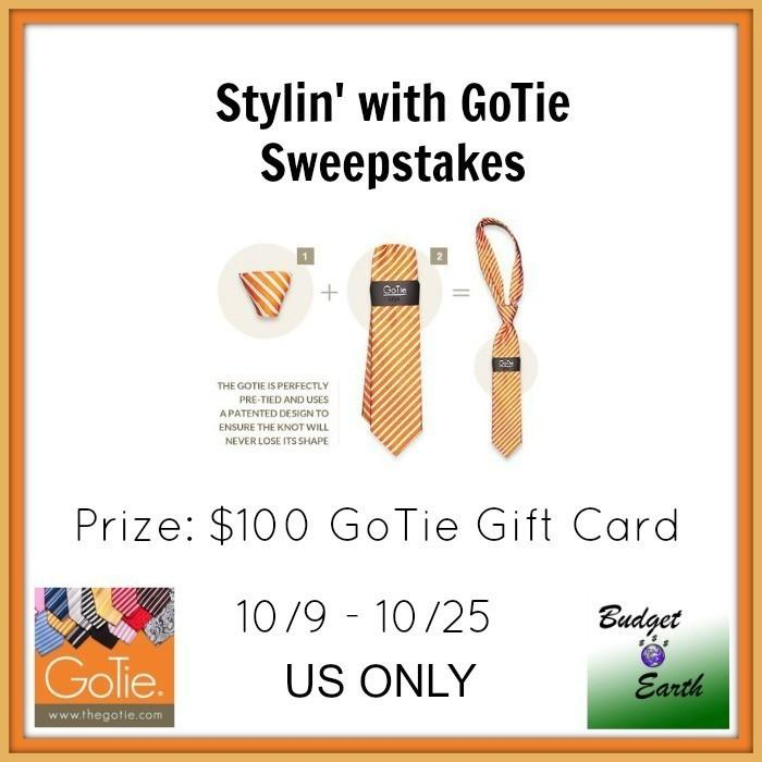 gotie sweepstakes gift card