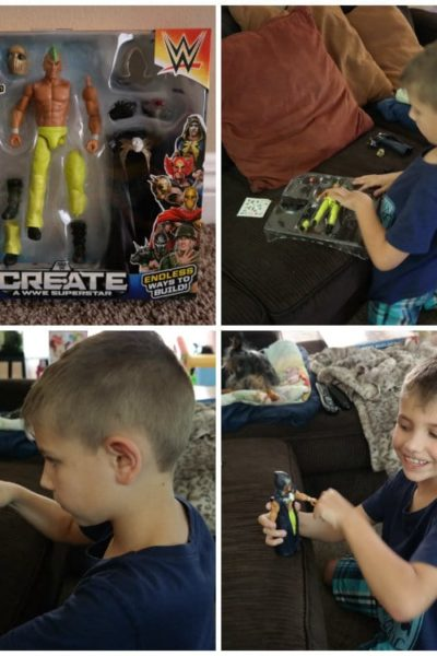 Mattel Has Teamed Up With The WWE Super Stars!!