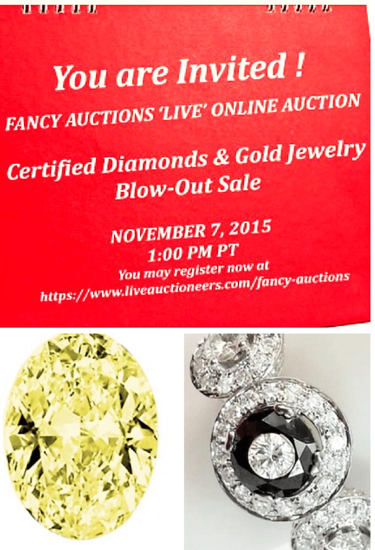 online auction fancy auctions