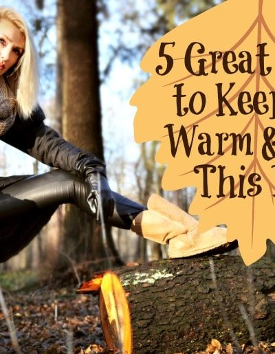 5 Great Looks to Keep You Warm and Chic This Fall