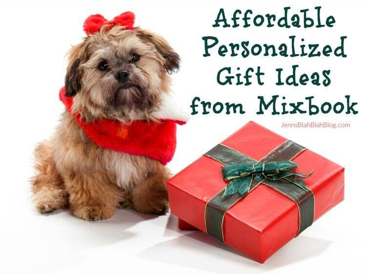 Awesome Affordable Personalized Gift Ideas from Mixbook