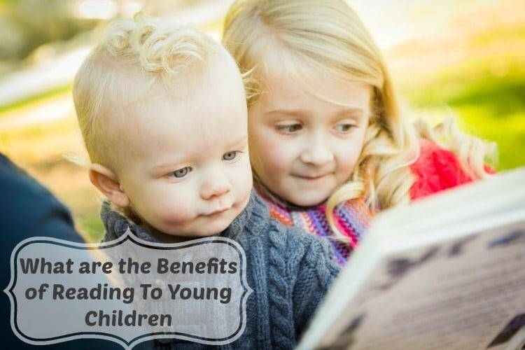 Benefits of reading to you children