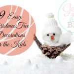 9 Easy Christmas Tree Decorations for the Kids