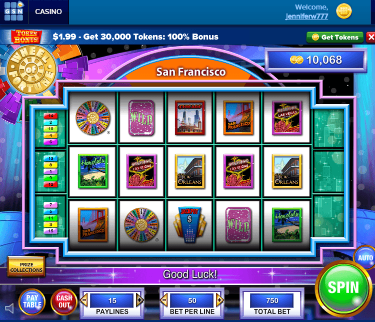 Churrasco slot