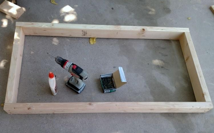 DIY Dog Bed Step 6