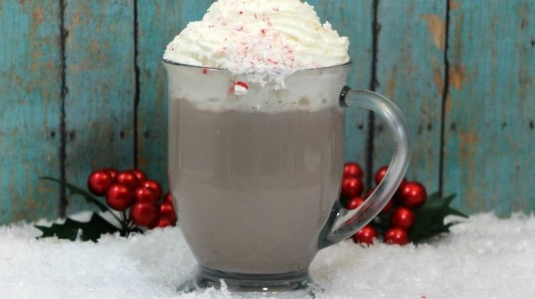 Yummy Peppermint Hot Chocolate Recipe