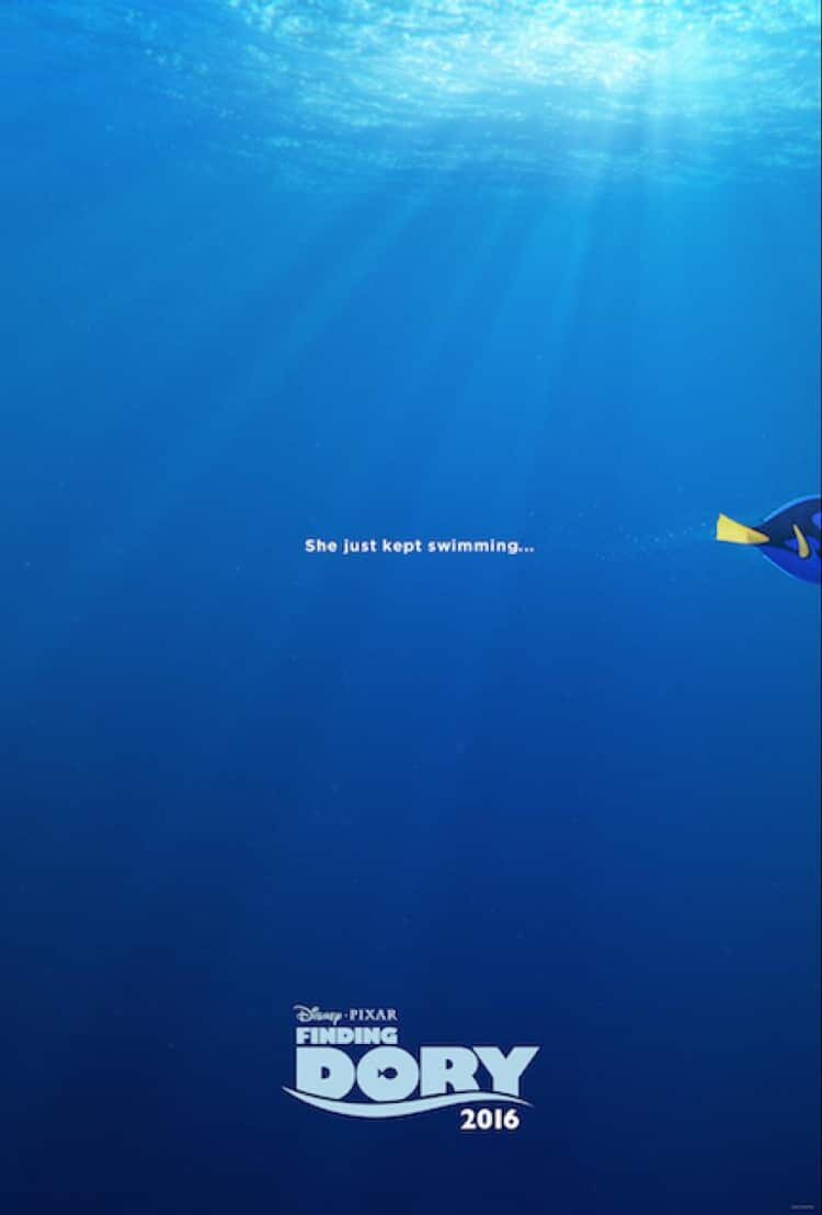 Finding Dori Exclusive Trailer just keep swimming