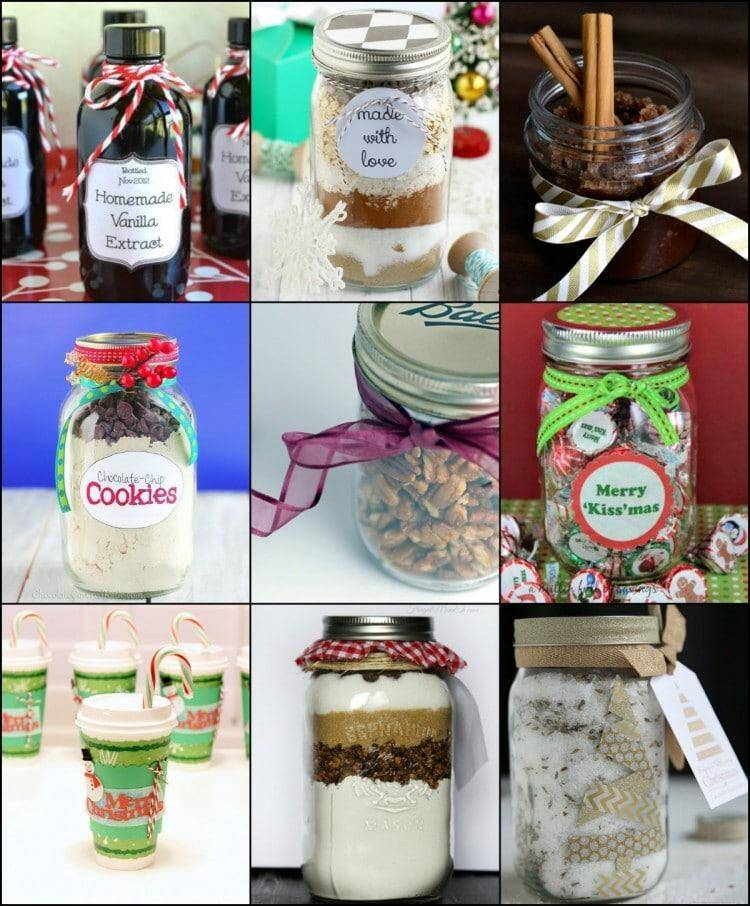 Fabulous Homemade Gifts In A Jar Ideas for the Holidays