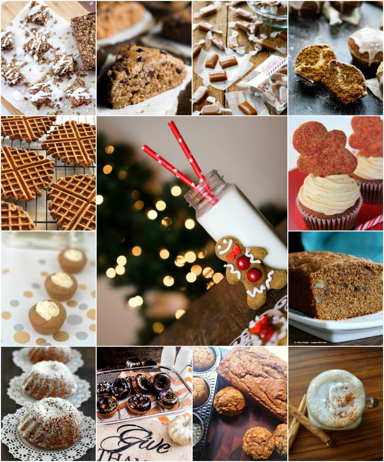 Most Delicious Gingerbread Recipes!