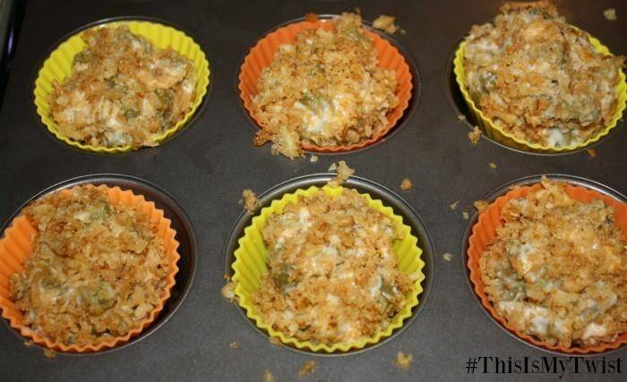 "Redefining a Holiday Tradition ~ ""Not Quite Grandma's"" Green Bean Casserole"