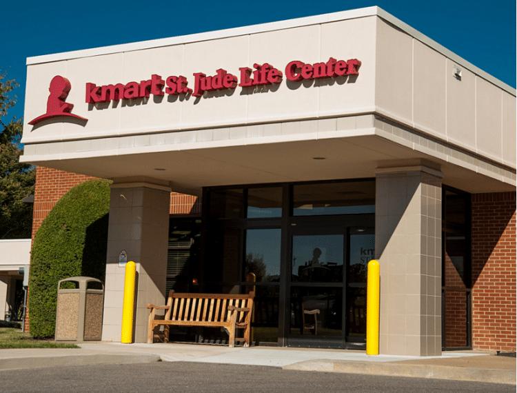 Kmart St Jude Life Center
