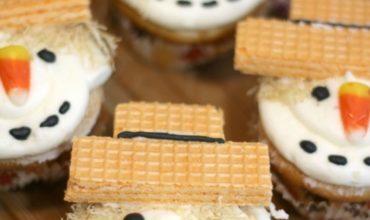 Super Duper Cute Scarecrow Cupcakes Recipe