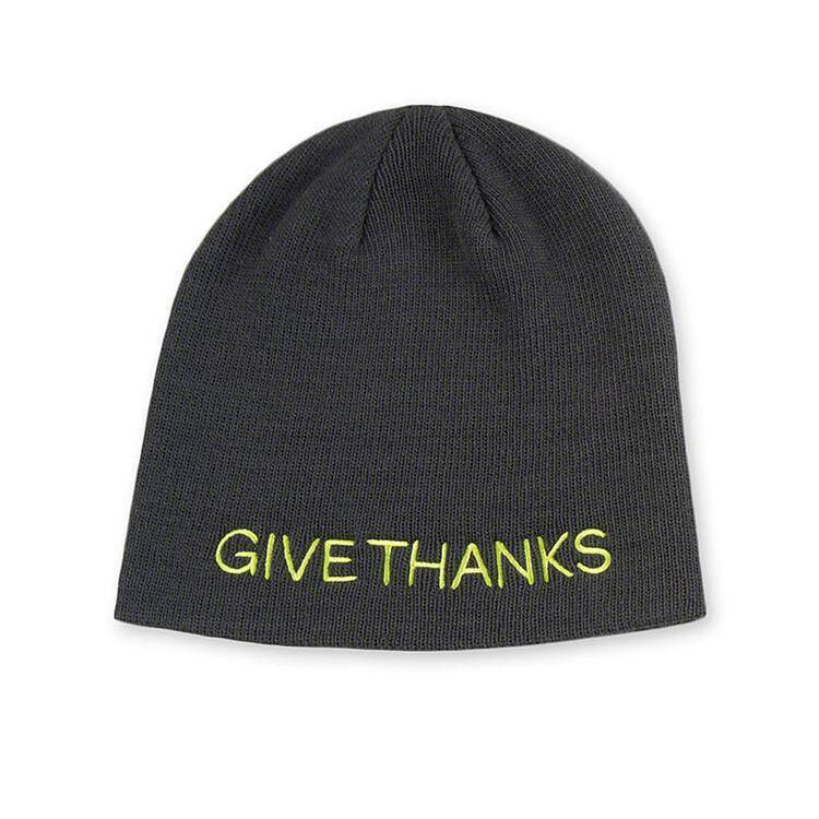The Giving Hat Give Thanks