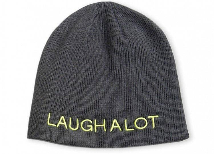 The Giving Hat Laugh a Lot