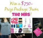 Enter To Win a $750 #EvenThough #ImEnough Prize Package