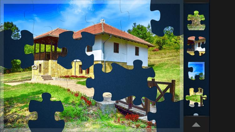 Magic Jigsaw App