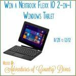Don't Miss The Nextbook Giveaway