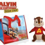 Win a $25 Visa Gift Card and an Alvin Plush and Alvin Lunch Bag Giveaway