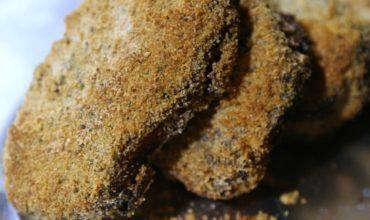 Breaded & Baked Ranch Pork Chops