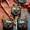 How to Make Reindeer Christmas Cookie Pops
