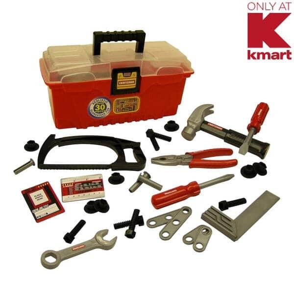 My First Craftsman 30 piece Tool Box Set