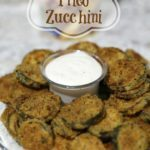 How to Make Oven Baked Fried Zucchini