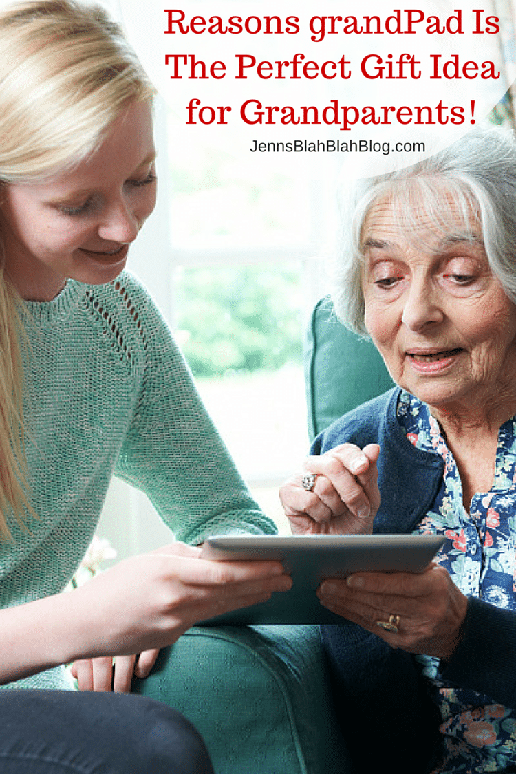 Several Reasons grandPad Is The Perfect Gift Idea for Grandparents
