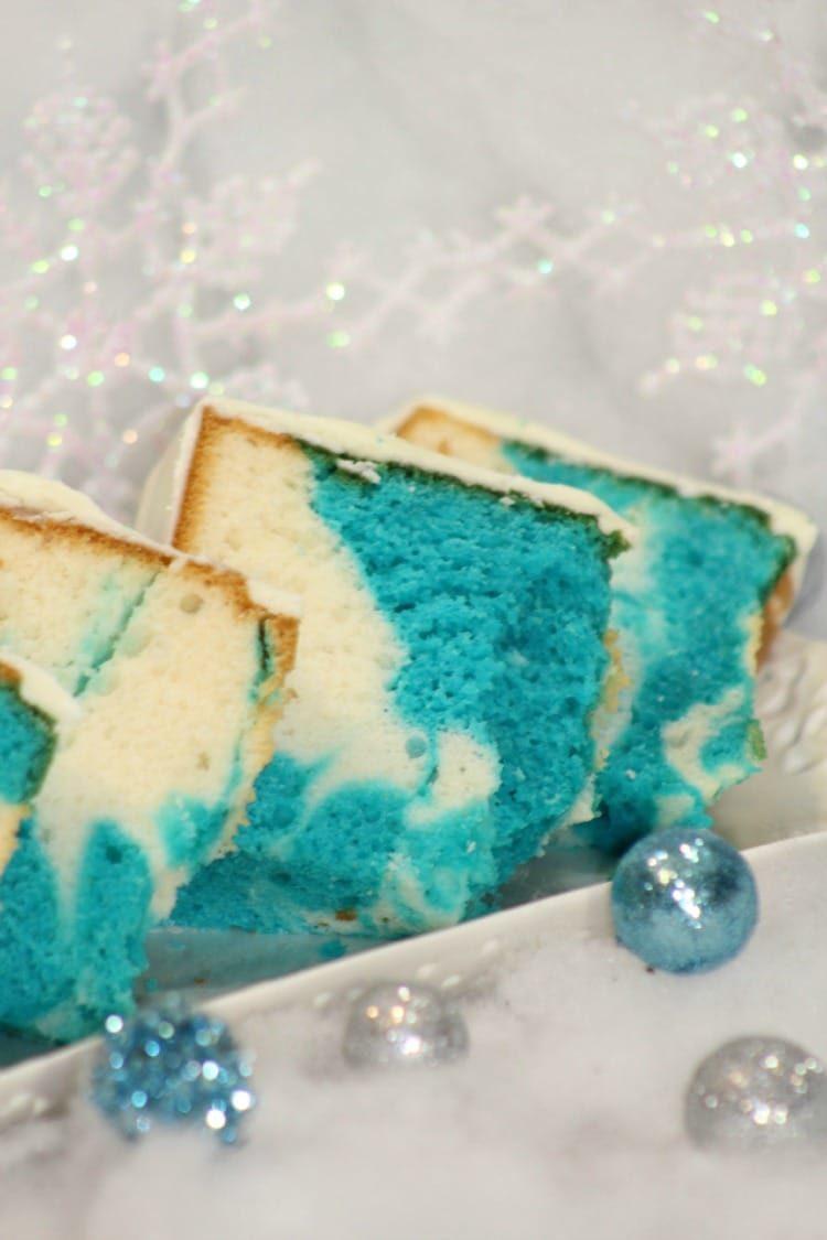 Frozen Cake Recipe Idea