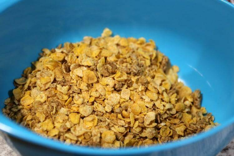 Honey Bunches of Oats for cereal bars