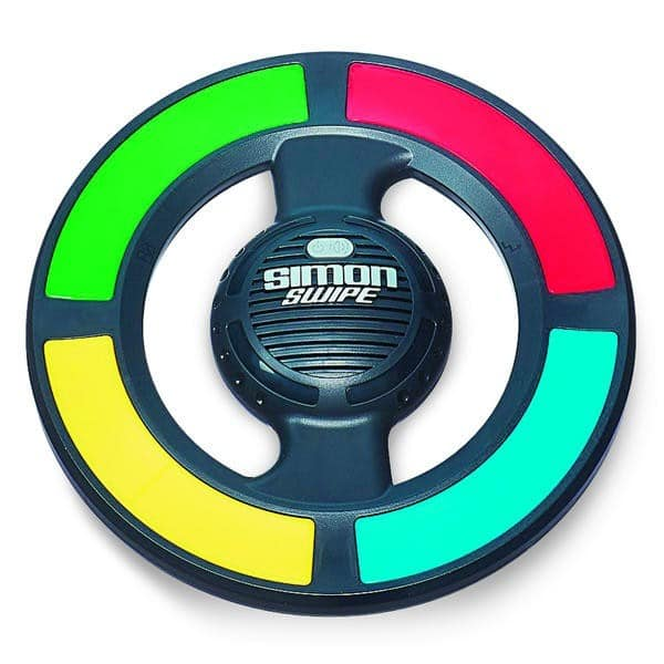 asbro Simon Swipe Game – Grab it for only $15.99! Don't you remember how much fun it was playing with Simon? I sure do, love it and my kids will be getting this under the tree!