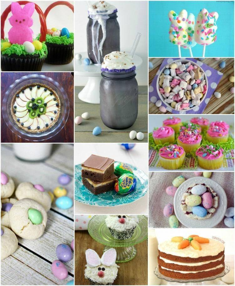 Plenty of Deliciously Cute Easter Dessert Recipes Online
