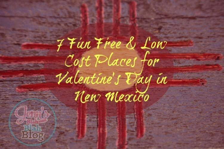 Fun Free & Low Cost Places for Valentine's Day in New Mexico
