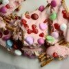 Super Easy Valentine's Day Bark Recipe