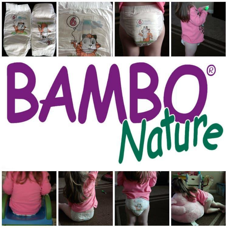 bamboo nature collage