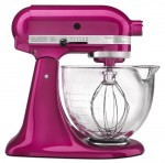 Hurry and Enter the KitchenAid Mixer Giveaway