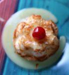 Pineapple Angel Food Cupcakes With Pineapple Glaze