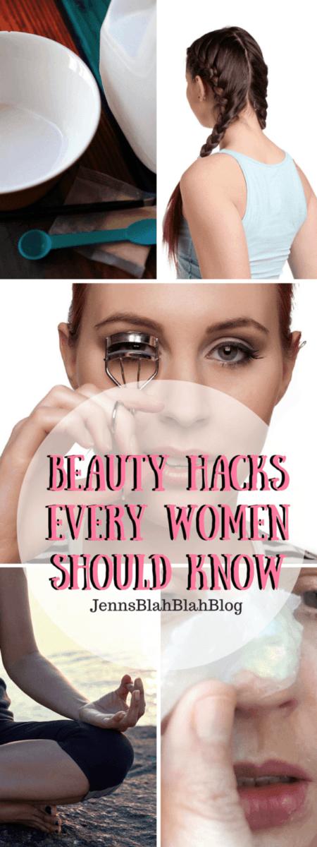 Beauty Hacks Every Women Should Know
