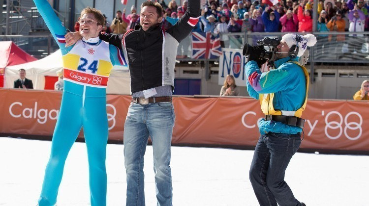 Are You Feeling Uninspired? Ways To Find Inspiration + Watch Eddie The Eagle Fly