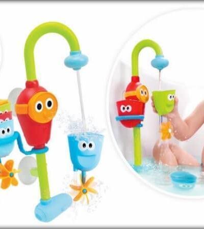 Tweedledee, Tweedledum 5 Top Ways To Make Bathtime Fun!