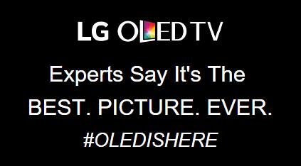 LG OLED TV   hhgregg