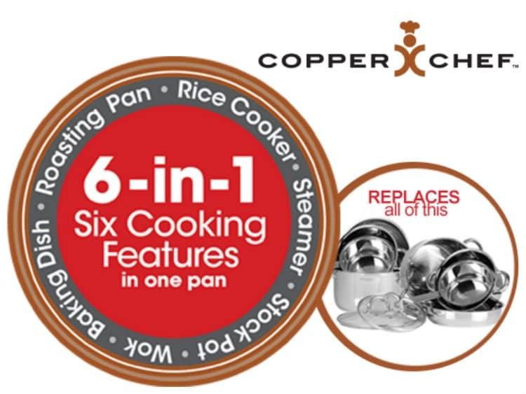copperchef 4 collage