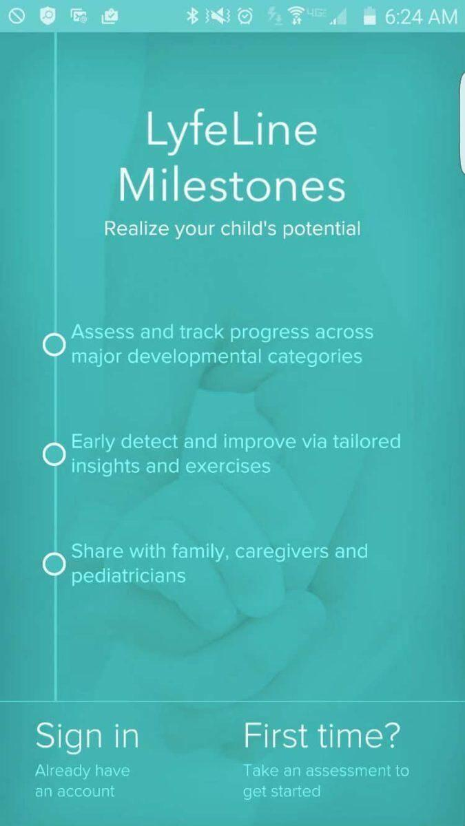 lyfeline app for parents