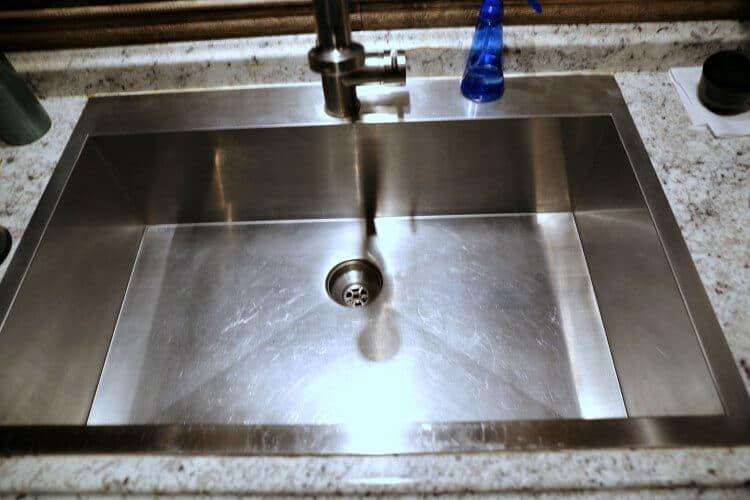 DIY Stainless Steel Cleaner & Polish