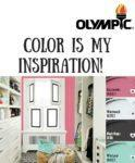 Color Is My Inspiration! Bring On The Olympic Paint